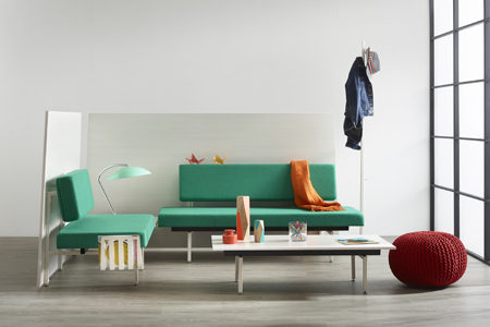 Sylvi Modular Lounge Collection Izzy Coatrack
